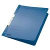 Leitz Gyorsfûzõ, karton, fémszerkezettel, A4, LEITZ, kék (50db)