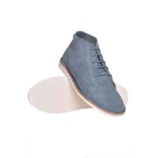 Levis férfi utcai cipő, kék, bőr, velúr, 41