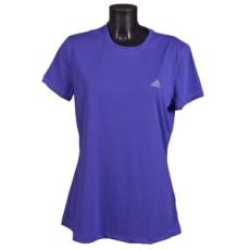 Adidas PERFORMANCE fitness felső Prime TEE Blapur, női, lila, poliészter, L