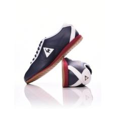 Le Coq Sportif női utcai cipő Wendon W Lea, kék, bőr, természetes, 36