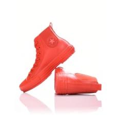 Converse női utcai cipő Chuck Taylor All Star Chelsea Boot Trans, piros, gumi, 36