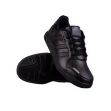 Adidas PERFORMANCE fiú utcai cipő LK Trainer 6 K, fekete, műbőr, 34