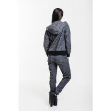 Dorko nadrág Basic Sweat Pant Gray Marl, női, szürke, pamut, L