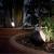 IDEAL LUX Zenith PT1 Small Nero kültéri lámpa
