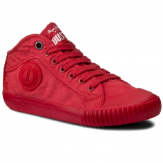 Pepe Jeans Tornacipő PEPE JEANS - Industry Routes W PLS30522 Red 240