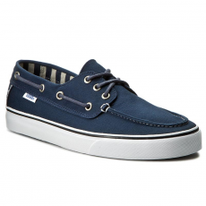 Vans Teniszcipő VANS - Chauffeur Sf VN0A32SCN3L Dress Blues/Stripes