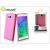 Muvit Samsung Sm-G850 Galaxy Alpha hátlap - Muvit Minigel - rózsaszín