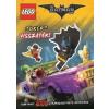 Móra Kiadó LEGO BATMAN - Joker visszatér - Matricás foglalkoztató