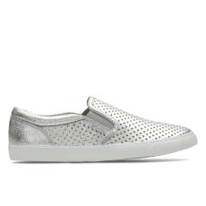 drscholl Clarks GLOVE PUPPET ezüst cipő