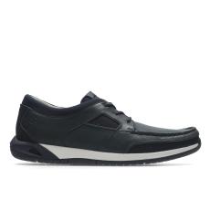 drscholl Clarks ORMAND SAIL kék cipő