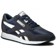 Reebok Cipők Reebok - Cl Nylon 39749 Team Navy/Platinum