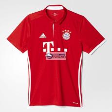 Adidas Póló Futball adidas FC Bayern Munchen Home Replica 2016/17 M AI0049