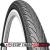 kerékpár defekt tűrő külső gumi 26-1,75 V66, Ultimate reflektoros Mitas (Rubena)
