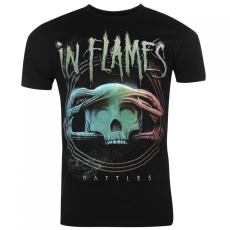 Official Official In Flames póló férfi