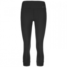 Nike 3/4 Power Legend Crop black/cool grey női leggings, XS (839734-010-XS)