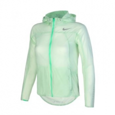 Nike Impossibly Light női dzseki, Mint/Electro Green, L (831546-343-L)