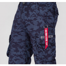 Alpha Industries Jet Short HC - replica blue
