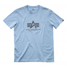 Alpha Industries Basic T - air blue