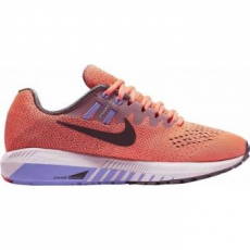 Nike Air Zoom Structure 20 női futócipő, Hot Punch/Black, 40 (849577-600-8.5)