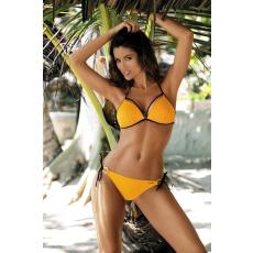 marko Bikini Beth Soleil M-390 sárga