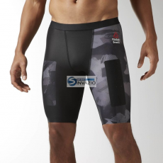 Reebok rövidnadrágkompresyjne Reebok CrossFit Short Printed M BK1065