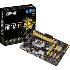 Asus H81M-PLUS alaplap