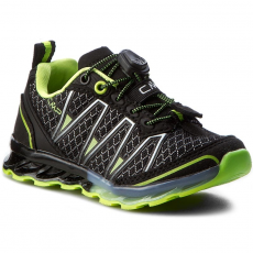 CMP Bakancs CMP - Kids Altas Trail Shoes 3Q95264K Nero/Yellow Fluo 38AE