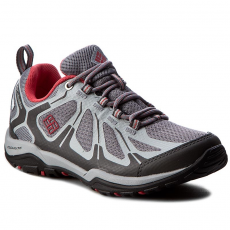 Columbia Bakancs COLUMBIA - Peakfreak Xcrsn II Xcel Low Outdry BL1762 Tl Grey Steel/Sunset Red 033