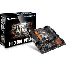 Asrock H170M Pro4 alaplap