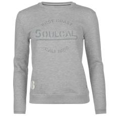 Soul Cal Felső SoulCal Deluxe 86 Crew női