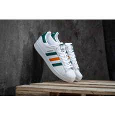 ADIDAS ORIGINALS adidas Superstar Ftw White/ Collegiate Green/ Tactile