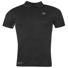 Dunlop férfi tenisz póló - Dunlop Performance Polo Shirt Mens