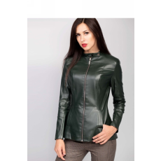 Mira Mod Női kabát MM3017 zöld