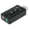 MANHATTAN Hi-Speed USB hangkártya 7.1 (3D)