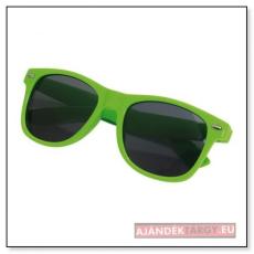Stylish napszemüveg, zöld