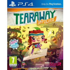 Sony Tearaway Unfolded PS4 videójáték