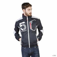 Geographical Norway férfi Dzseki Calife_man_navy-fehér