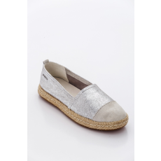 Geox D6229C 0SK21 C0628 SILVER/OFF WHT