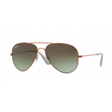 Ray-Ban RB3558 9002E8 MEDIUM BRONZE BROWN GRADIENT GREEN napszemüveg