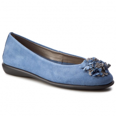 The Flexx Balerina THE FLEXX - Mrs Flower B226/17 Denim/Haze
