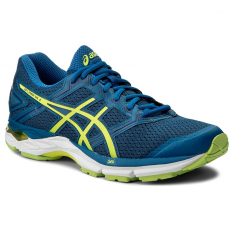 Asics Cipők ASICS - Gel-Phoenix 8 T6F2N Thunder Blue/Safety Yellow/Indigo Blue 4907