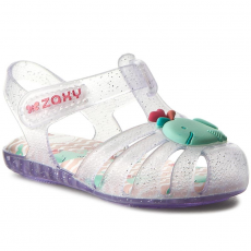 Zaxy Szandál ZAXY - Zaxynina Fundo Do Mar Baby 82060 Transparent 90279 W385008