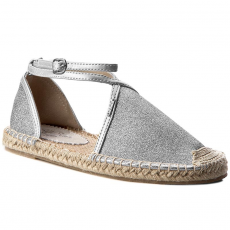 BIG STAR Espadrilles BIG STAR - W274255 Silver