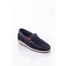 XTI 46513 SHOE MAN SUEDE LEATHER NAVY .