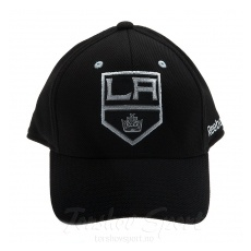 Reebok Los Angeles Kings Structured Flex 2015 Siltes sapka - L/XL