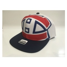 Reebok Montreal Canadiens Siltes sapka Sub FB Snapback