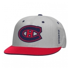 Reebok Montreal Canadiens Center Ice Snapback Siltes sapka