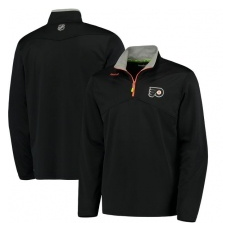 Reebok Philadelphia Flyers Pulóver Center Ice Quarter Zip Baselayer - L,(EU)
