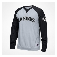 Reebok Los Angeles Kings Póló Longsleeve Novelty Crew 2016 - S,(EU)