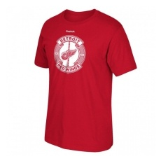 Reebok Detroit Red Wings Póló Slick Pass Tee - XL,(EU)
